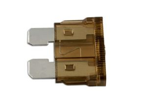 Connect 30414 Auto Blade Fuse 7.5 Amp-Brown Pk 50